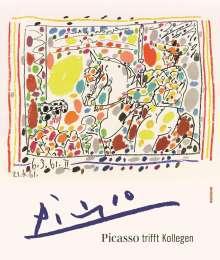 Picasso trifft Kollegen, Buch