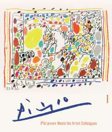 Markus Müller: Picasso Meets his Artist Colleagues, Buch