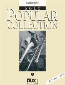 Arturo Himmer: Popular Collection 2. Trombone Solo, Noten