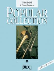 Arturo Himmer: Popular Collection, Trombone + Piano/Keyboard. Vol.3, Noten