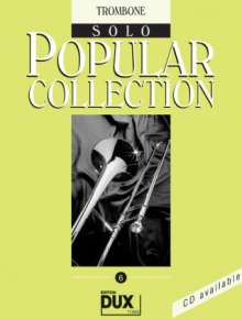 Arturo Himmer: Popular Collection 6. Trombone Solo, Noten