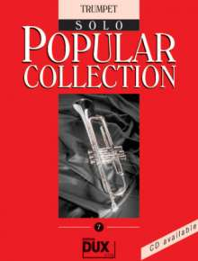 Arturo Himmer: Popular Collection 7. Trumpet Solo, Noten