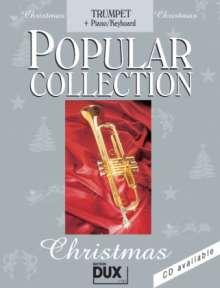 Arturo Himmer: Popular Collection Christmas. Trumpet + Piano / Keyboard, Noten