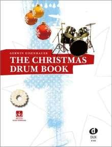 Gerwin Eisenhauer: The Christmas Drum Book (mit CD), Noten