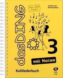 Bernhard Bitzel: Das Ding mit Noten 3, Noten