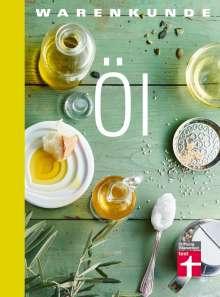 Bertrand Matthäus: test-Warenkunde: Öl, Buch
