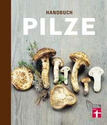 Pelle Holmberg: Handbuch Pilze, Buch