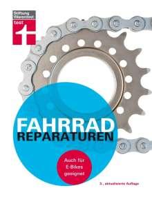 Ulf Hoffmann: Fahrradreparaturen, Buch