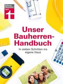 Karl-Gerhard Haas: Unser Bauherren-Handbuch, Buch