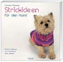 Corinne Niessner: Strickideen für den Hund, Buch
