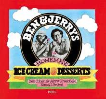 Ben Cohen: Ben & Jerry's Original Eiscreme & Dessert, Buch
