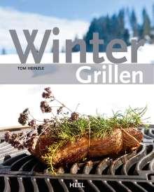 Tom Heinzle: Wintergrillen, Buch