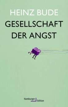Heinz Bude: Gesellschaft der Angst, Buch