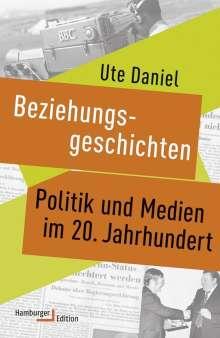 Ute Daniel: Beziehungsgeschichte, Buch