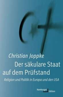 Christian Joppke: Der säkulare Staat auf dem Prüfstand, Buch
