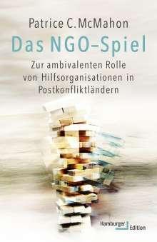 Patrice C. McMahon: Das NGO-Spiel, Buch