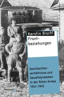 Kerstin Bischl: Frontbeziehungen, Buch