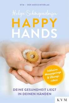 Helga Schörgendorfer: Happy Hands, Buch