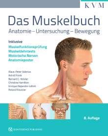 Klaus-Peter Valerius: Das Muskelbuch, Buch