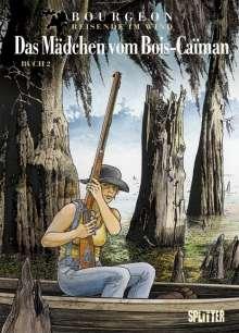 François Bourgeon: Reisende im Wind 6/2, Buch