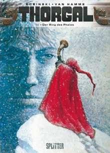 Jean van Hamme: Thorgal 15. Der Herr der Berge, Buch