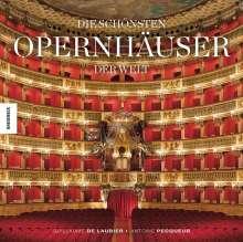 Guillaume de Laubier: Die schönsten Opernhäuser der Welt, Buch