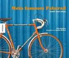 Chris Haddon: Mein famoses Fahrrad, Buch