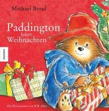 Michael Bond: Paddington feiert Weihnachten, Buch