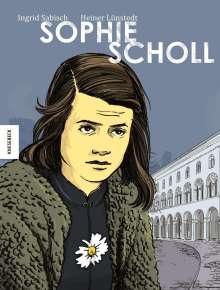 Heiner Lünstedt: Sophie Scholl, Buch