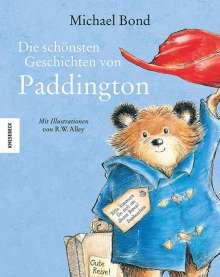 Michael Bond: Die schönsten Geschichten von Paddington, Buch