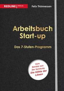 Felix Thönnessen: Arbeitsbuch Start-up, Buch