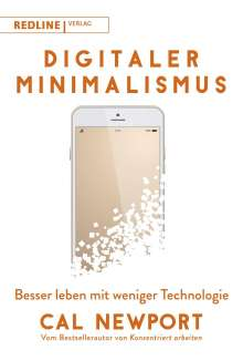 Cal Newport: Digitaler Minimalismus, Buch