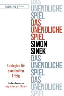 Simon Sinek: Das unendliche Spiel, Buch