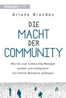 Ariane Brandes: Die Macht der Community, Buch