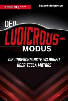 Edward Niedermeyer: Der Ludicrous-Modus, Buch