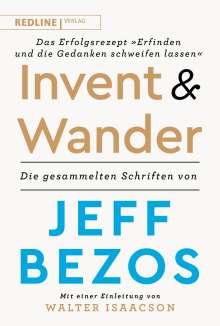 Invent and Wander - Das Erfolgsrezept »Erfinden und die Gedanken schweifen lassen«, Buch