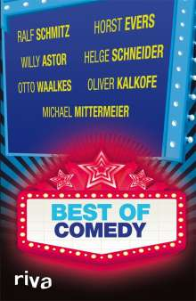 Willy Astor: Best of Comedy, Buch