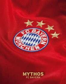 Ulrich Kühne-Hellmessen: Mythos FC Bayern München, Buch