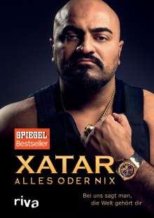 Xatar: Alles oder Nix, Buch