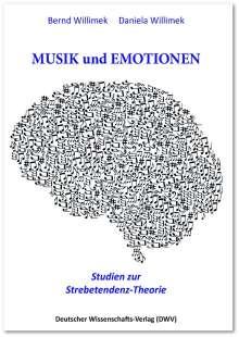 Bernd Willimek: Musik und Emotionen. Studien zur Strebetendenz-Theorie, Buch
