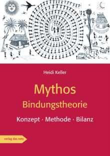 Heidi Keller: Mythos Bindungstheorie, Buch