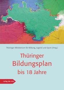 Thüringer Bildungsplan bis 18 Jahre, Buch