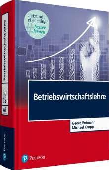 Georg Erdmann: Betriebswirtschaftslehre, 1 Buch und 1 Diverse