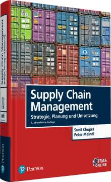 Sunil Chopra: Supply Chain Management, Buch