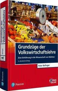 Peter Bofinger: Grundzüge der Volkswirtschaftslehre, Buch