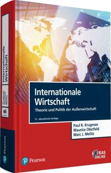 Paul R. Krugman: Internationale Wirtschaft, Buch