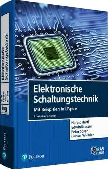 Harald Hartl: Elektronische Schaltungstechnik, Buch