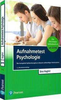 Sina Haghiri: Aufnahmetest Psychologie, Buch