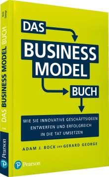 Adam J. Bock: Das Business Model Buch, Buch