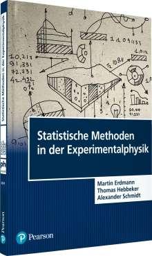 Martin Erdmann: Statistische Methoden in der Experimentalphysik, Buch
